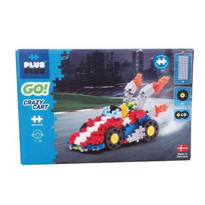plus plus go crazy cart