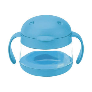 ubbi tweat snack container - robin egg blue