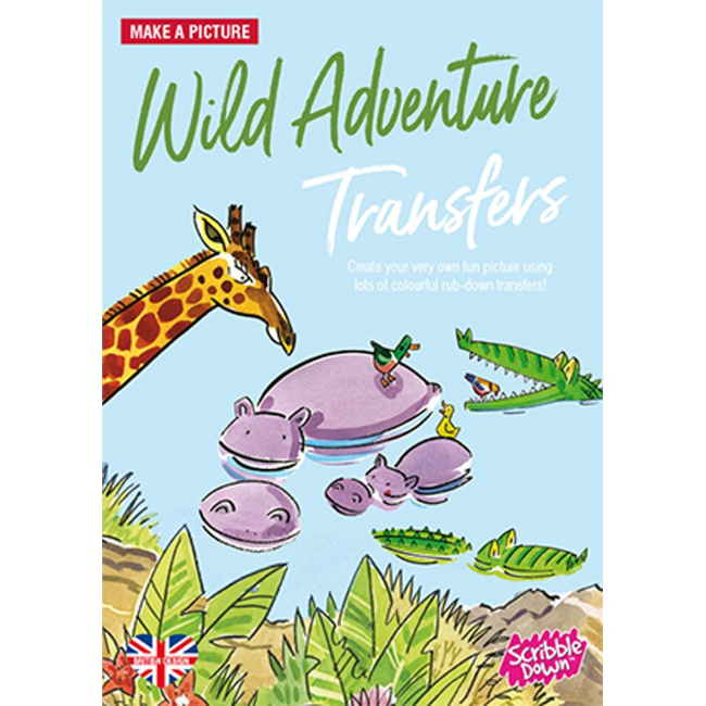 playwell scribble down transfers wild adventure