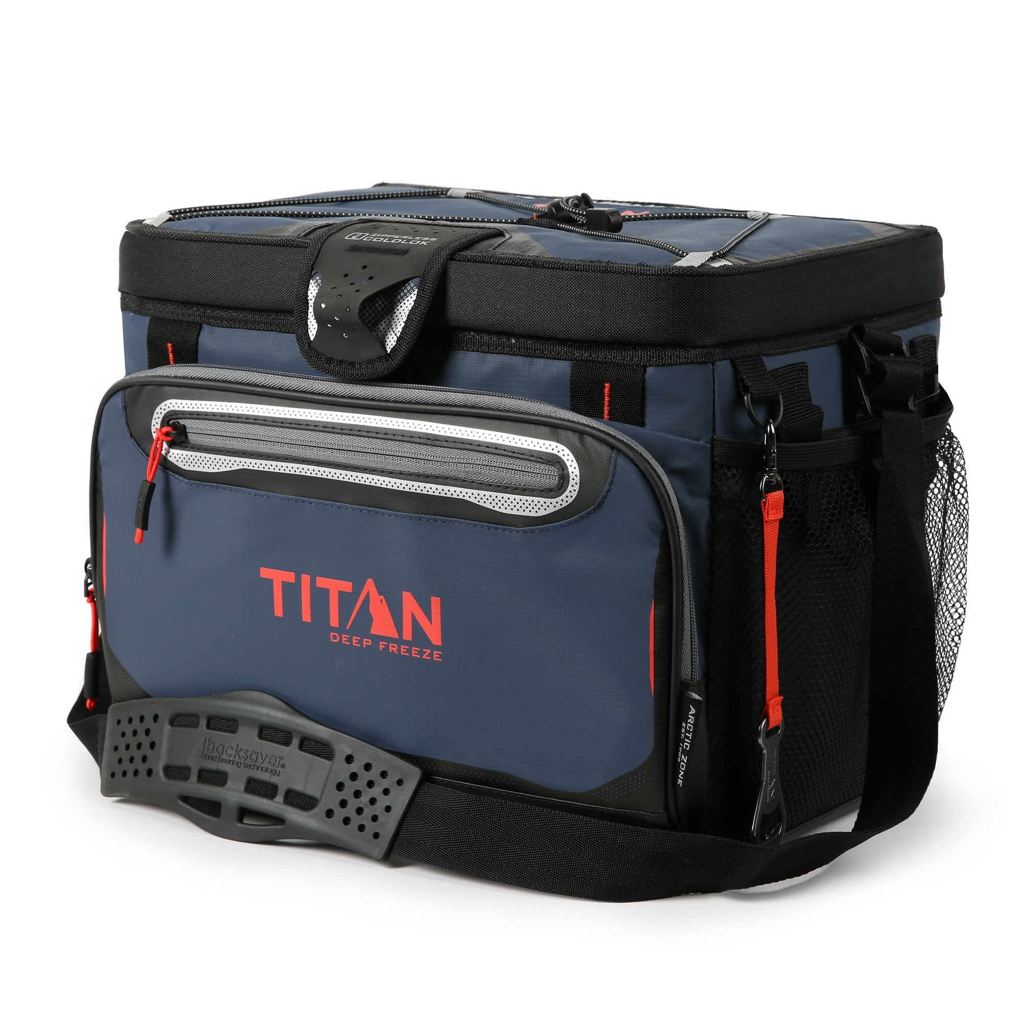 Titan Deep Freeze 30 Can Zipperless Hardbody Cooler