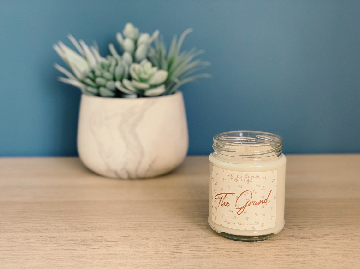 The Grand - Jar Candle