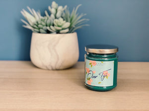 Over Fiji - Jar Candle
