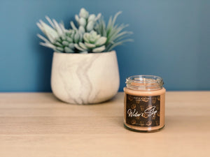 Writer's Stop - Jar Candle