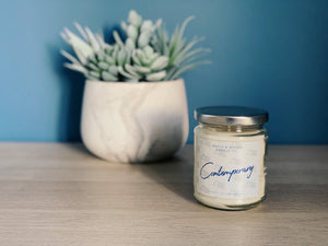 Contemporary - Jar Candle