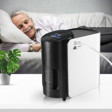 Load image into Gallery viewer, 1-7L Adjustable Quiet Home Use Oxygen Concentrator