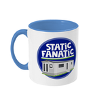 Two Tone Mug - SF Logo Navy