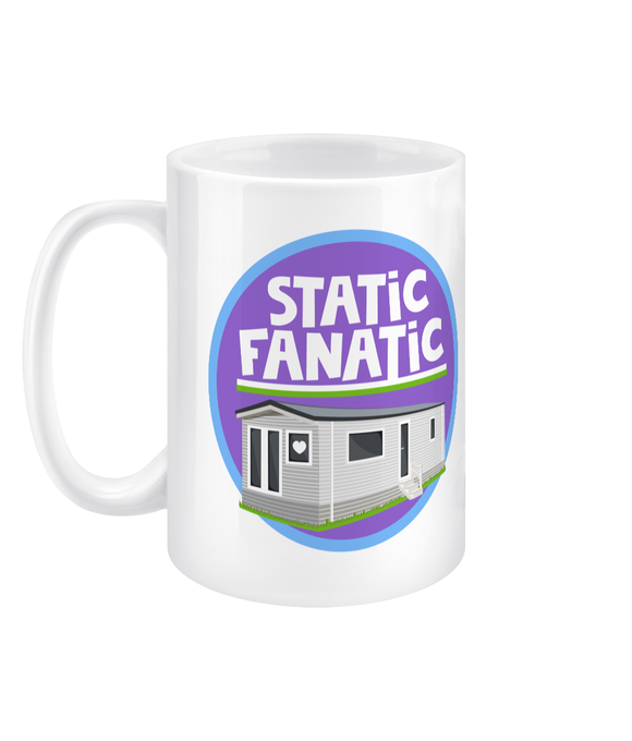 Big Mug - SF Logo Purple