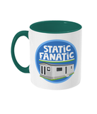 Two Tone Mug - SF Logo Blue