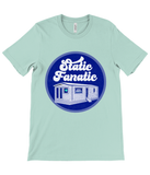 Unisex T-Shirt - SF Retro Blue