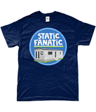 Men's SoftStyle® Ringspun T-Shirt - Blue SF Logo