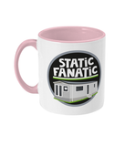Two Tone Mug - SF Logo Black