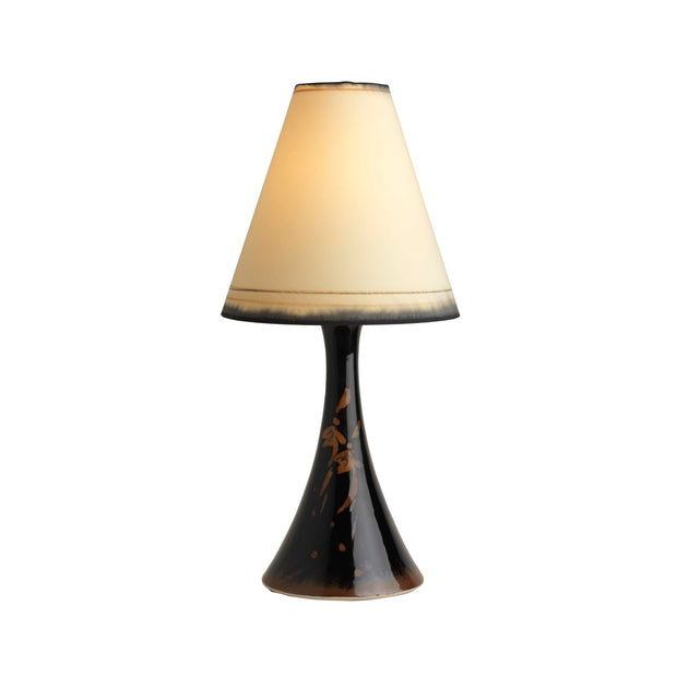 Straight Conical Lamp and Shade (7408)
