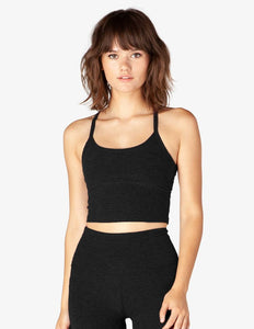 Beyond Yoga Space Dye Racerback Cropped Tank