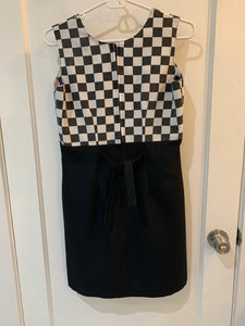 Vintage 90's Checkered Dress