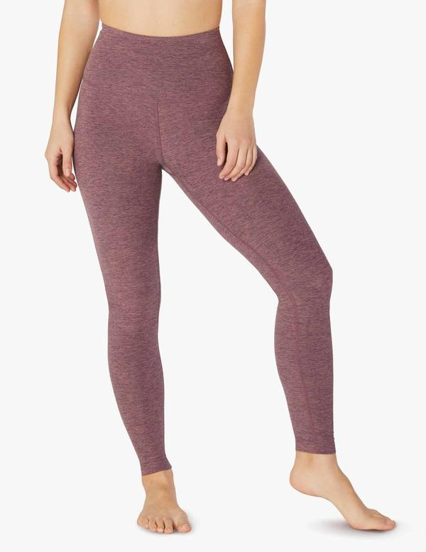 Beyond Yoga Space-Dyed Long Legging - Purple