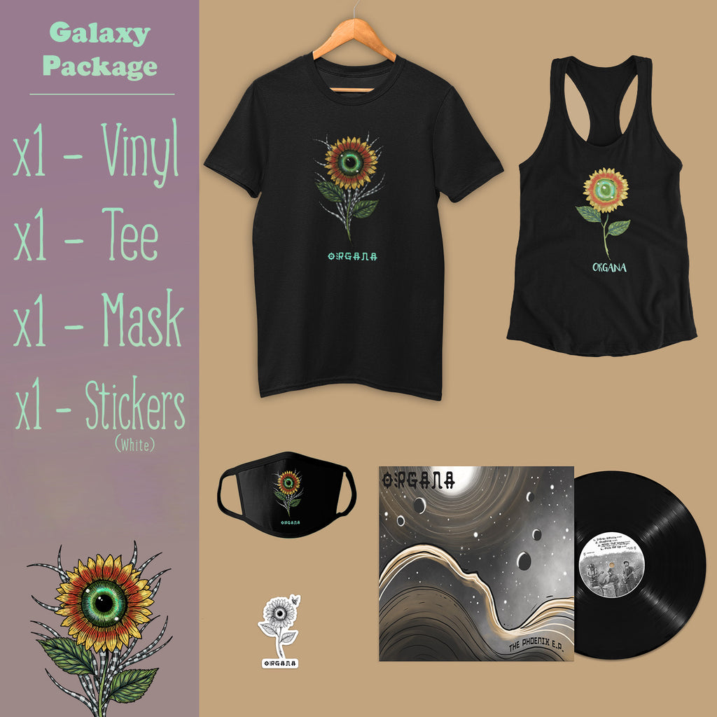 Organa Galaxy Package