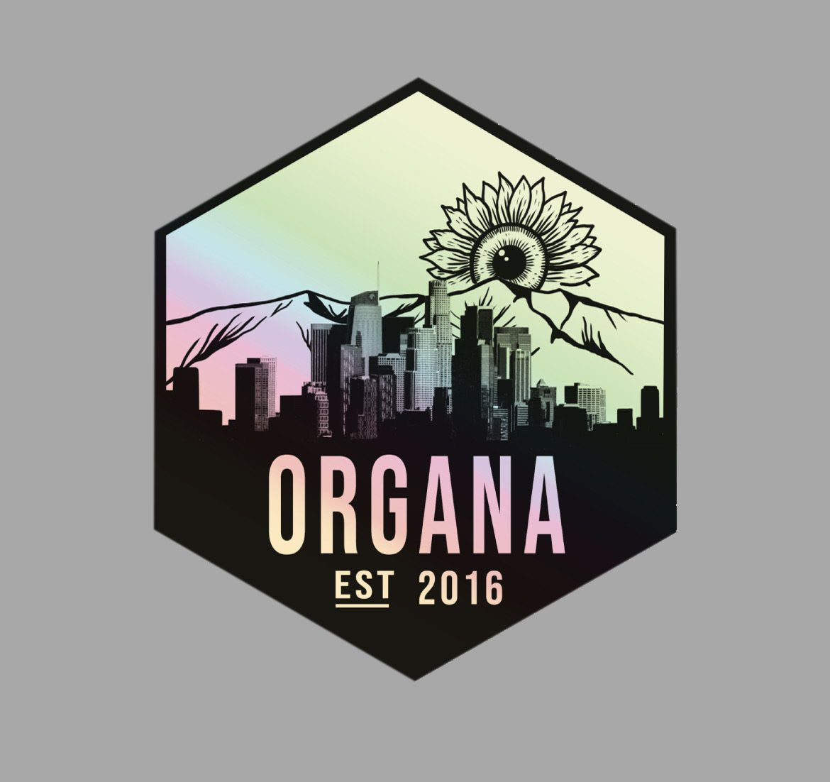 Organa National Parks logo (holographic)