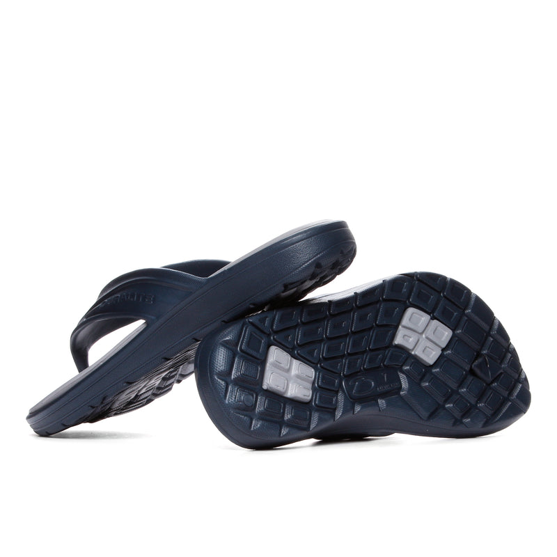 Duralite Men's Harry Flip-flops in Navy Blue