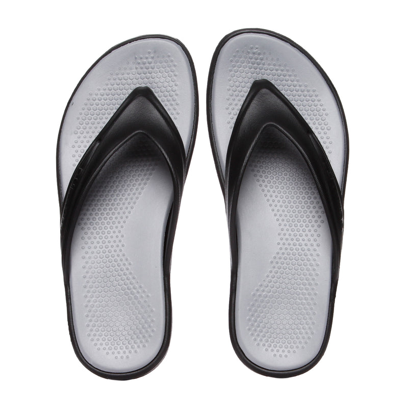 Duralite Men's Harry Flip-Flops in Black