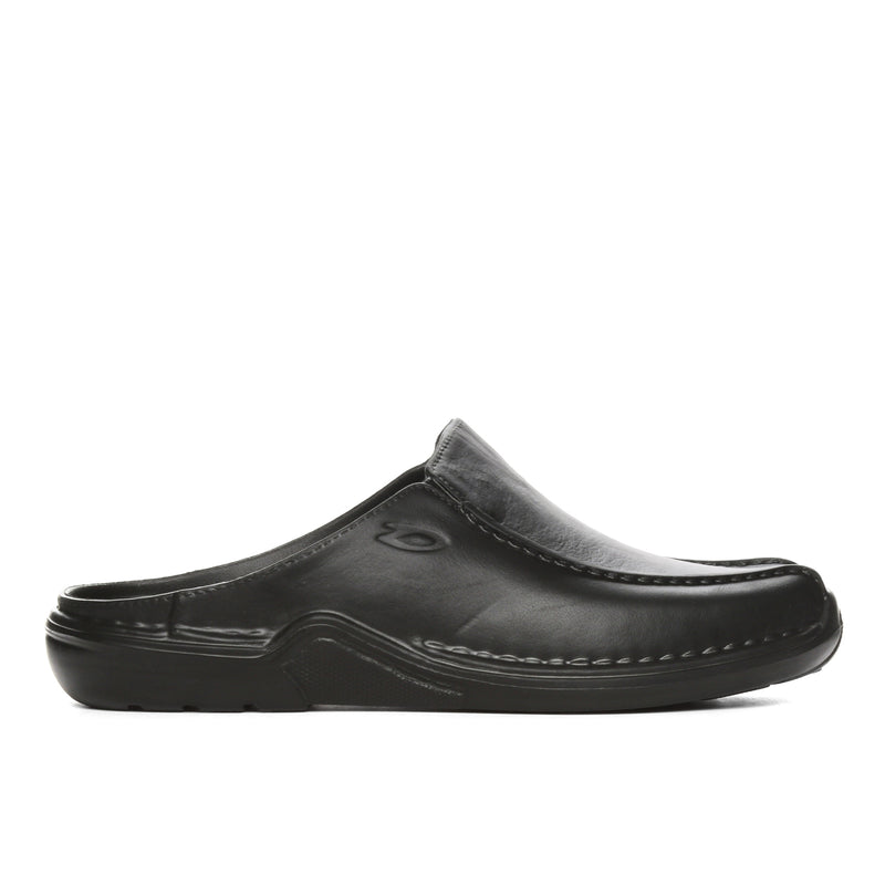 Duralite Men's Enzo Mules in Black