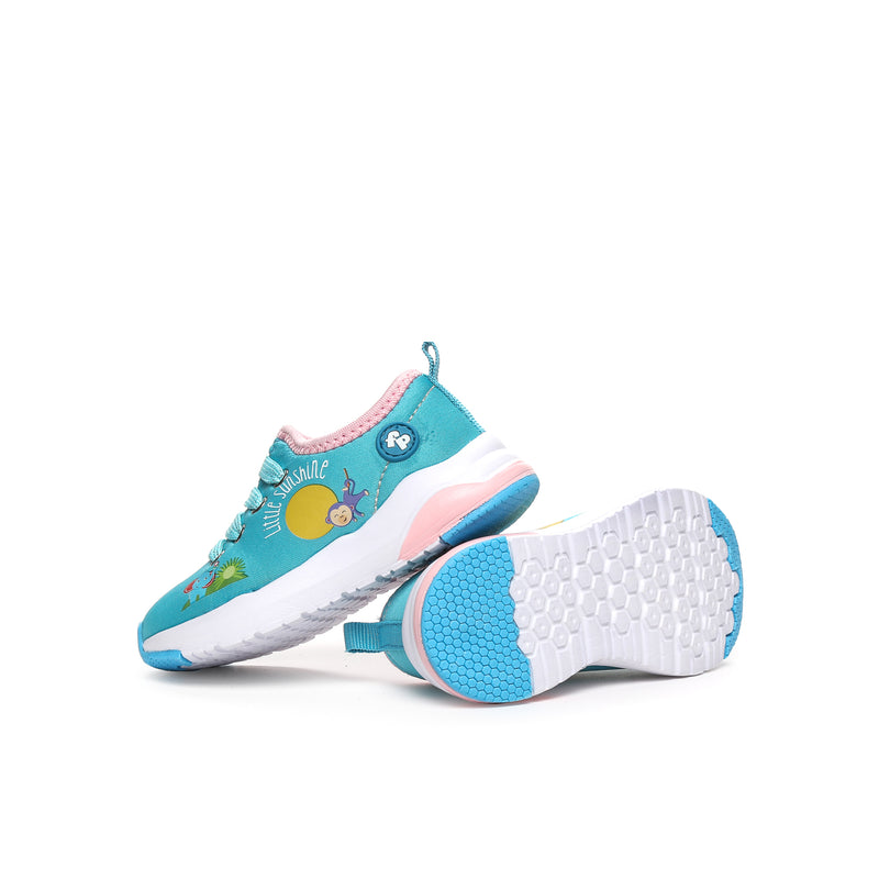 Fisher Price Girls Spring Sneakers in Blue
