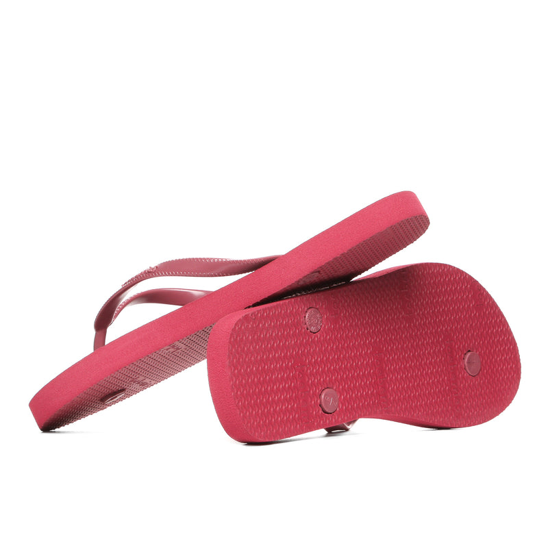 Toeberries Ladies' Primary 19 Flip-flops in Brick Red