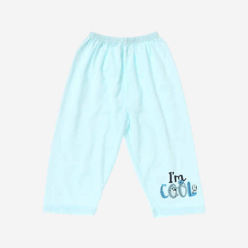 SM Basics Baby Boys' 3-Piece Handsome Like Dad Pajama Pants Set