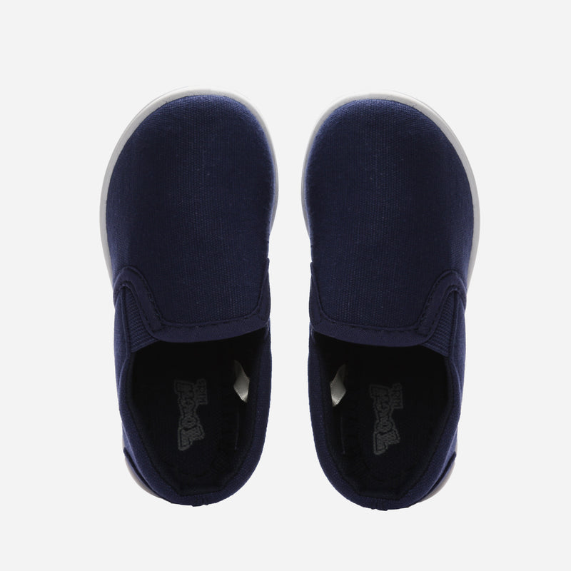 Tough Kids Boys' Filo Sneakers in Navy Blue