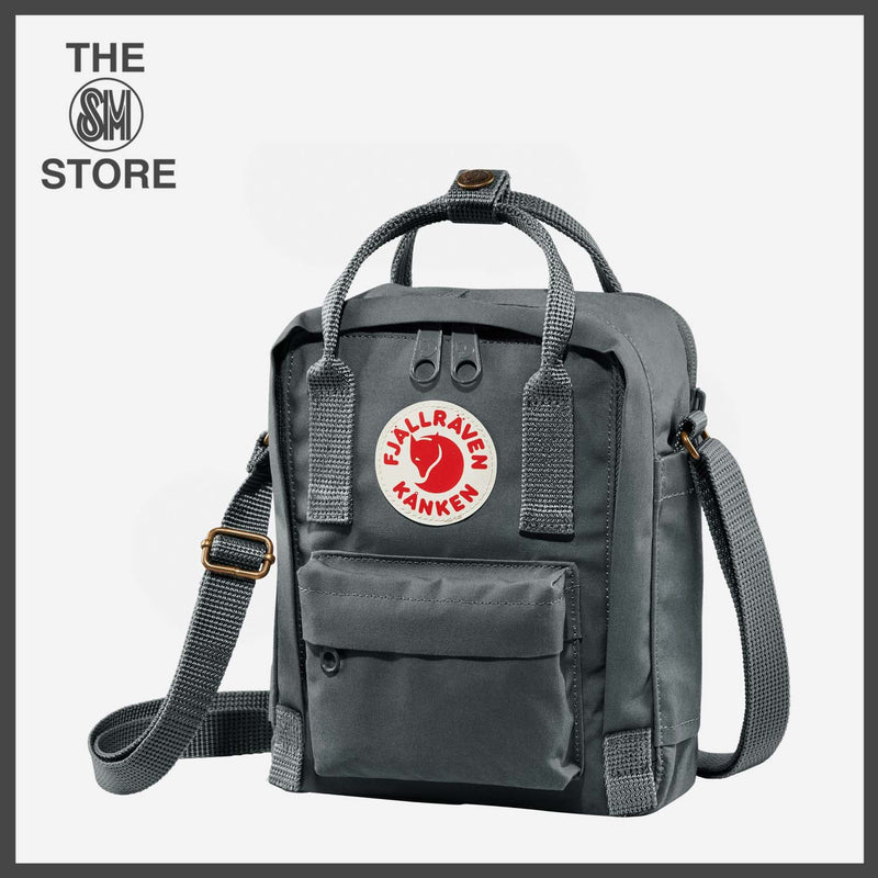 Fjallraven Kanken Sling Bag in Graphite