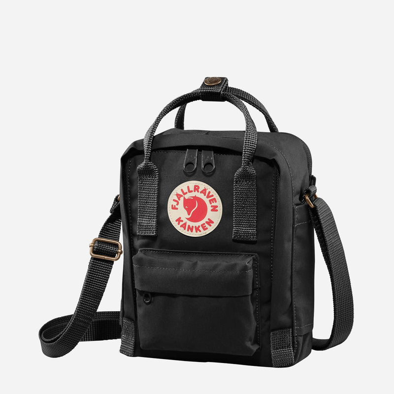 Fjallraven Kanken Sling Bag in Black