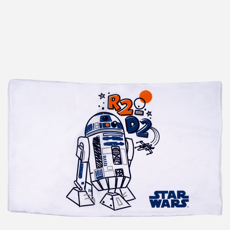 Star Wars R2D2 Bedding Set in White