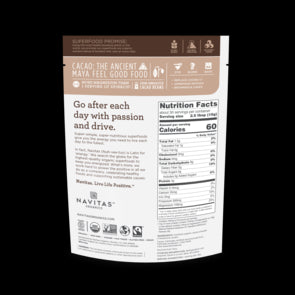 Organic Cacao powder 454 g