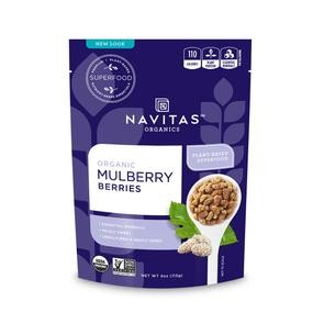 Organic Mulberry berries 227 g
