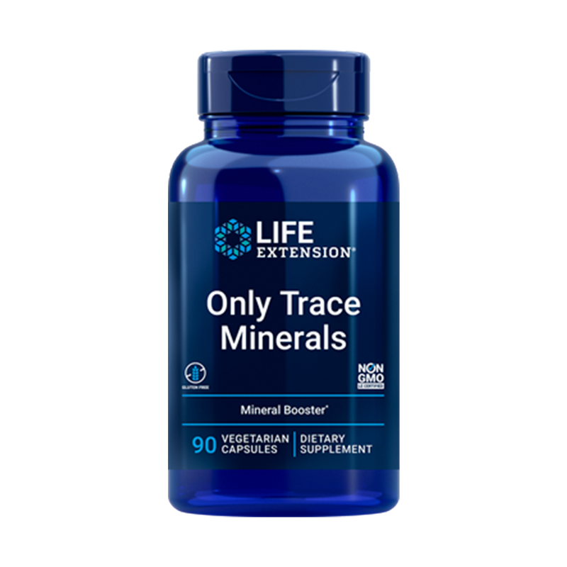 Only Trace Mineral 90 caps
