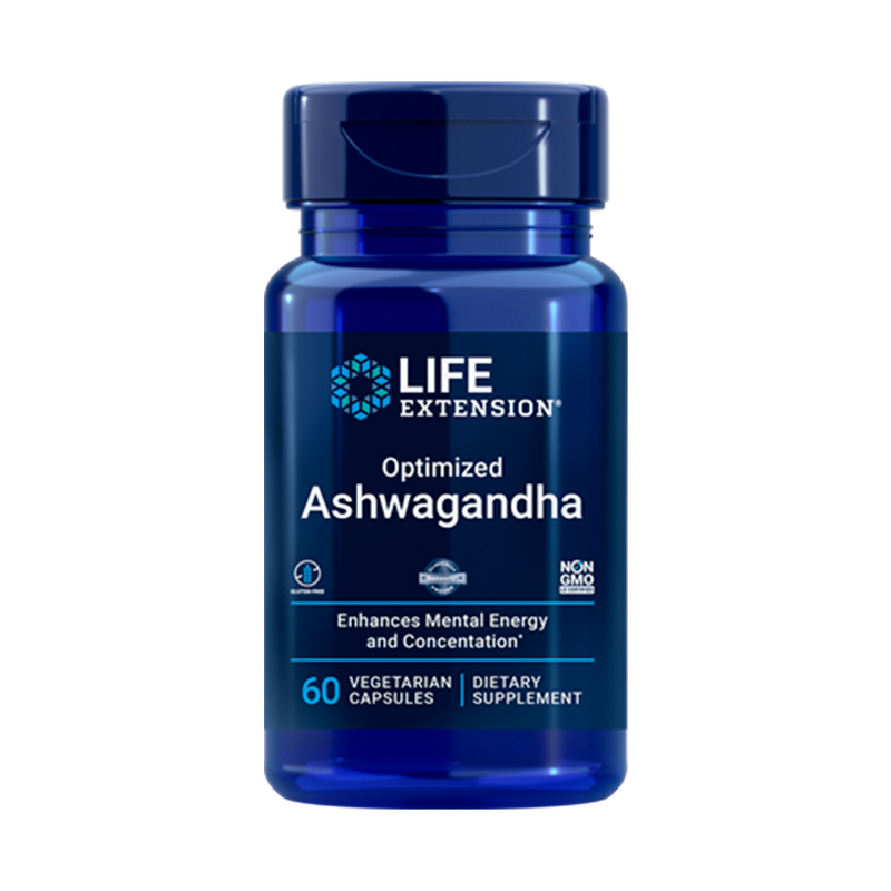 Optimized Ashwagandha 60 caps