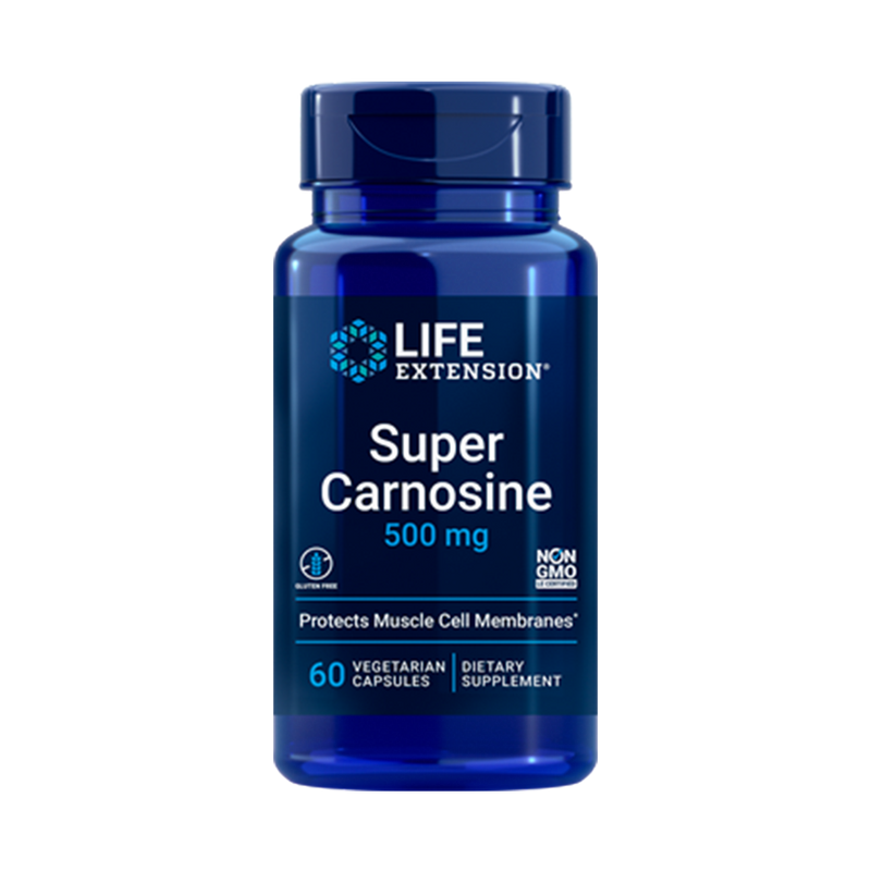 Super Carnosine 500 mg 60 caps