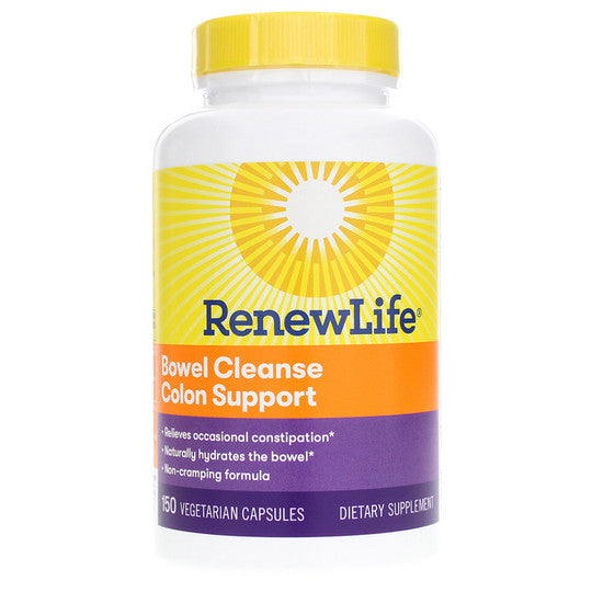 Bowel Cleanse Colon Support 150 caps