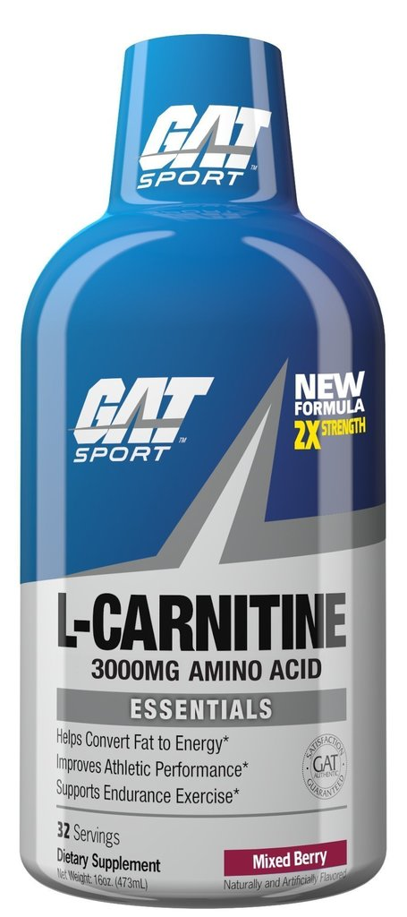L-Carnitine 3000 MG mixed berry 473 ML