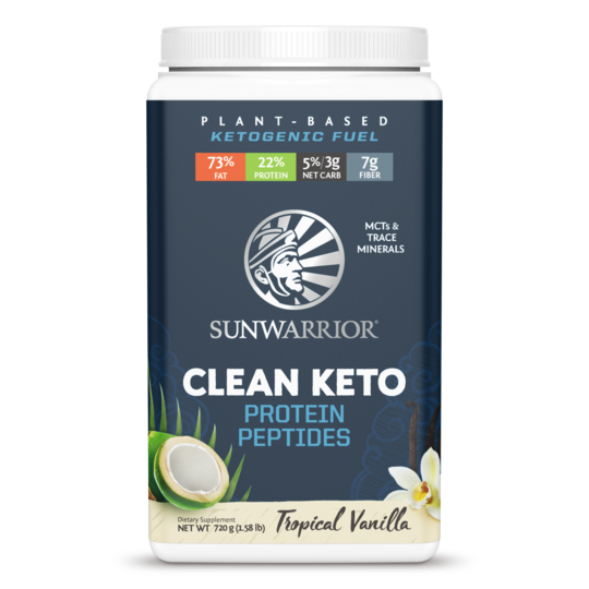 Clean Keto Tropical Vainilla 720 g