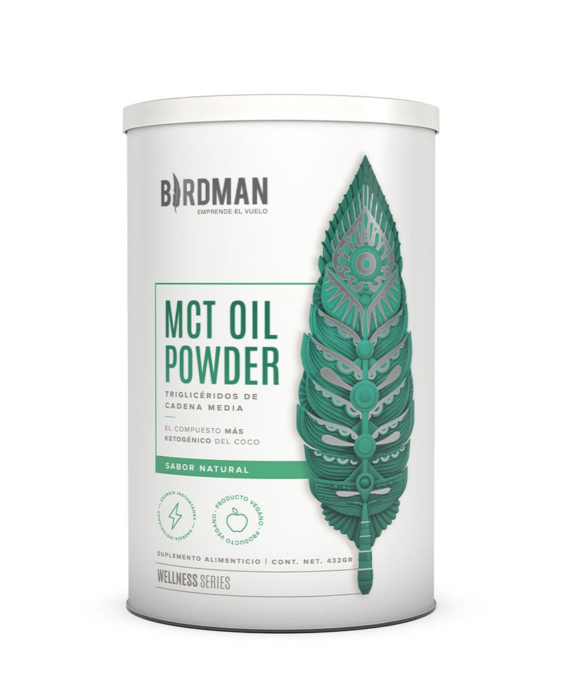 Mct oil powder natural 432 GR