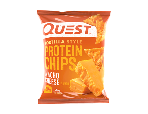 Quest protein chips nacho cheese 32 G