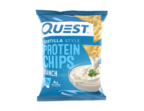 Quest protein chips ranch 32 G
