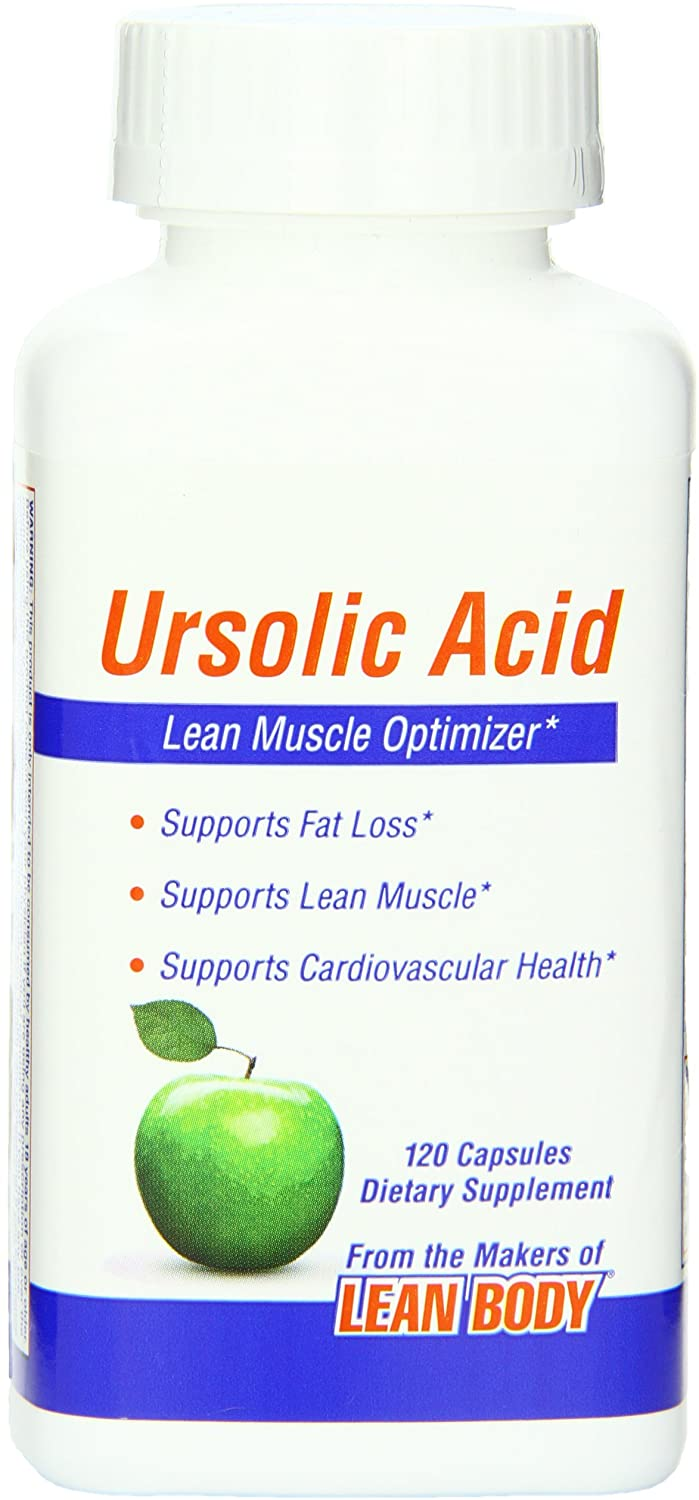 Ursolic Acid 120 vcaps