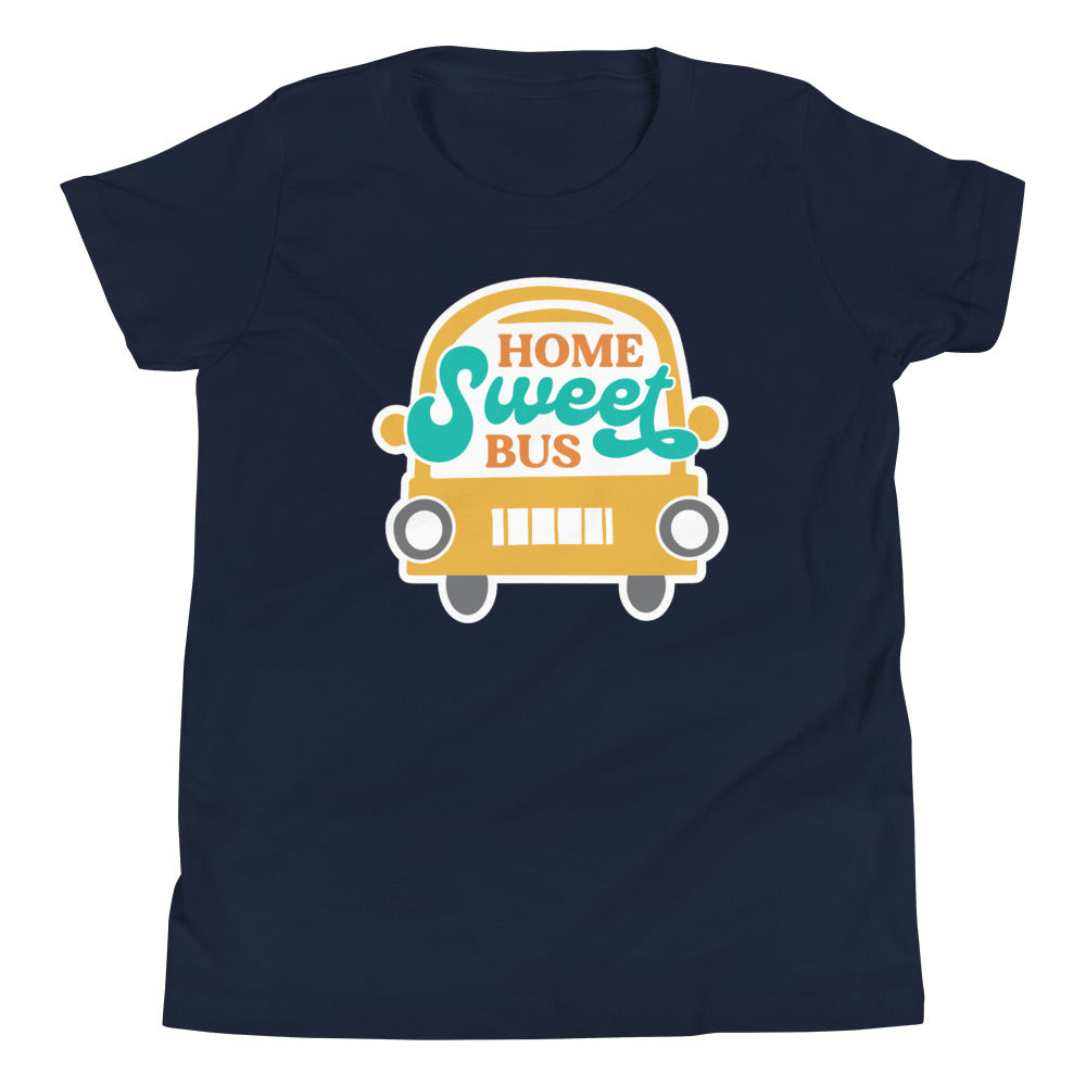 Home Sweet Bus Kids Tee