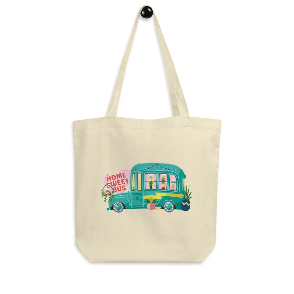 Home Sweet Bus Eco Tote