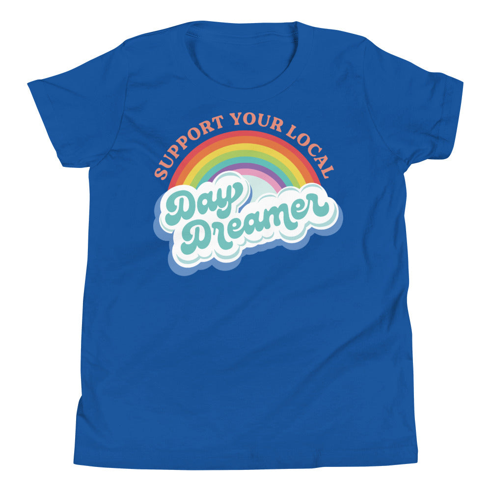 Support Your Local Day Dreamer Kids Tee
