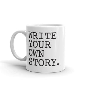 Load image into Gallery viewer, Write Your Own Story Mug