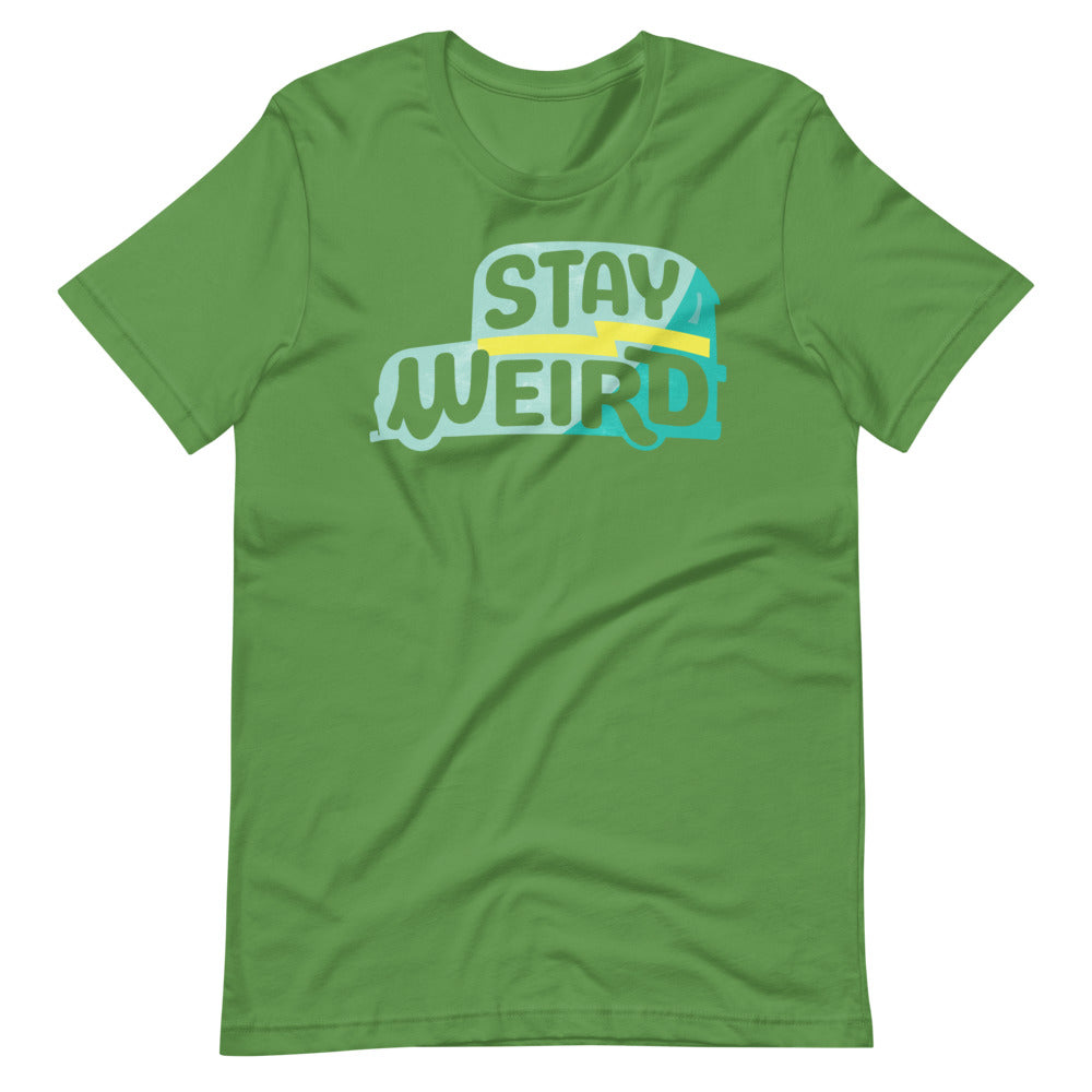 Load image into Gallery viewer, Stay Weird Tee
