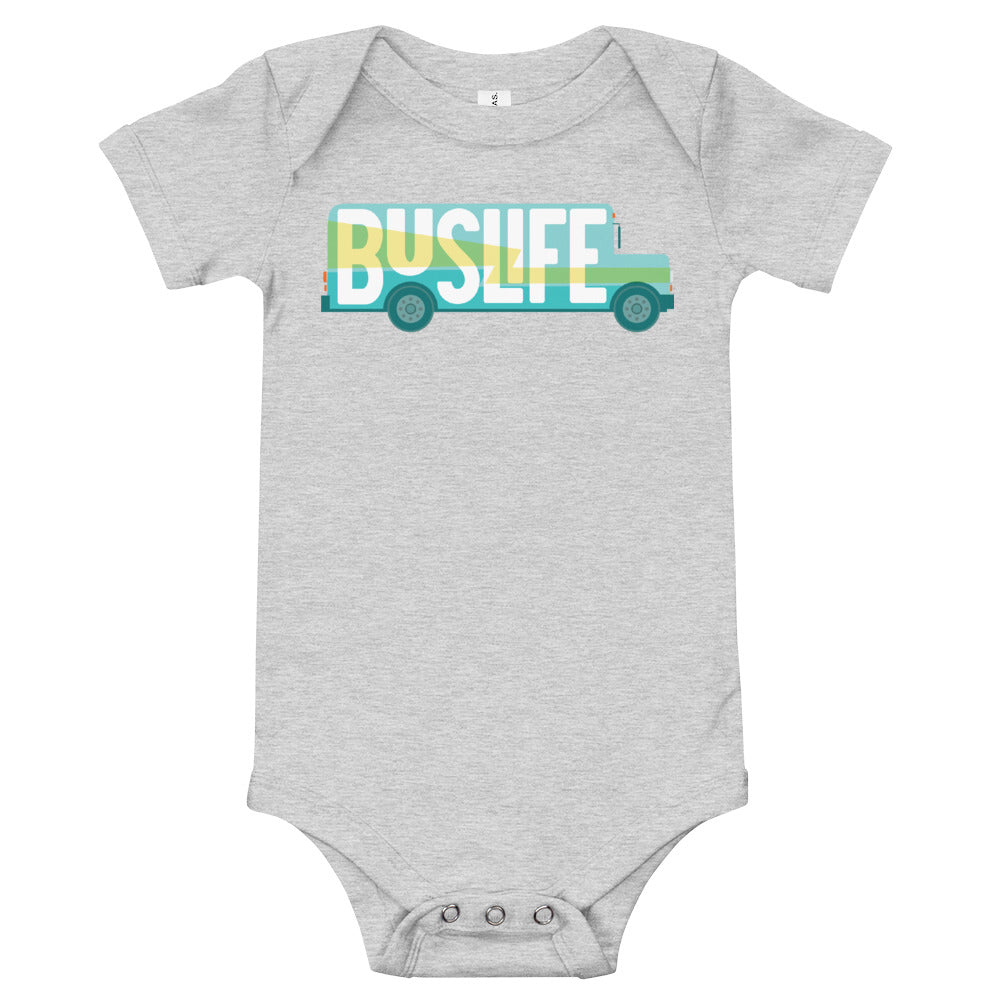 Load image into Gallery viewer, BUS LIFE Onesie