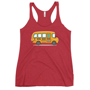 Cool Bus Racerback Tank